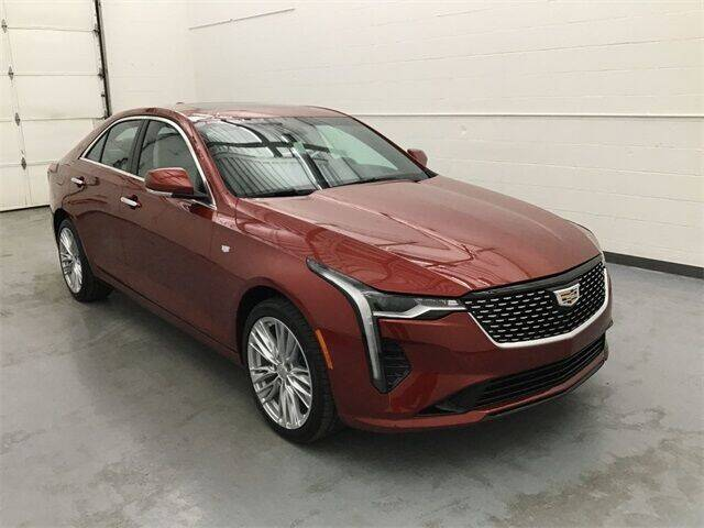 2021 Cadillac CT4 for sale in Waterbury, CT