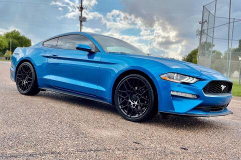 2020 Ford Mustang for sale at Island Auto Off-Road & Sport in Grand Island NE