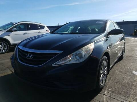 2012 Hyundai Sonata for sale at Chubbuck Motor Co in Ordway CO