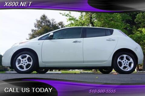 2012 Nissan LEAF for sale at The Dealer in Fremont CA