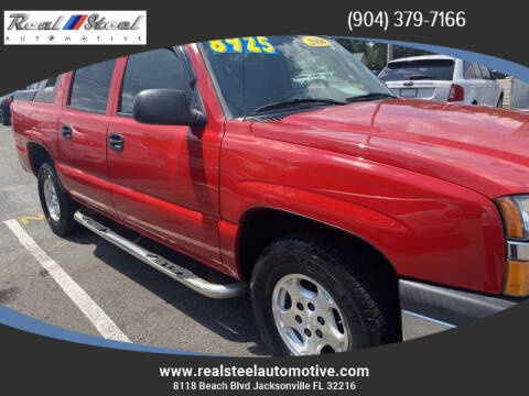 2006 Chevrolet Avalanche for sale at Real Steel Automotive in Jacksonville FL