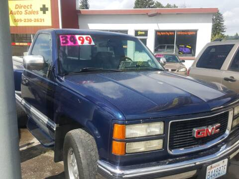 1994 GMC Sierra 1500 for sale at Direct Auto Sales+ in Spokane Valley WA