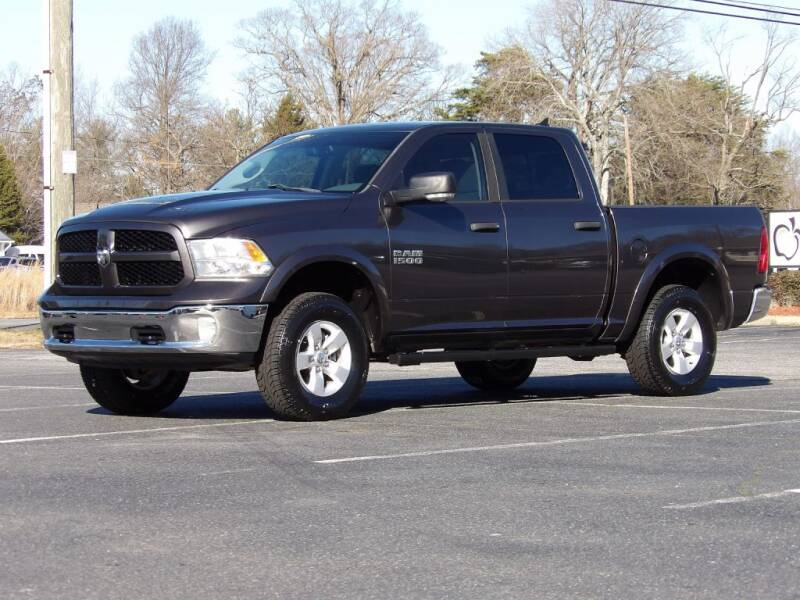 2014 RAM Ram Pickup 1500 for sale at Access Auto in Kernersville NC