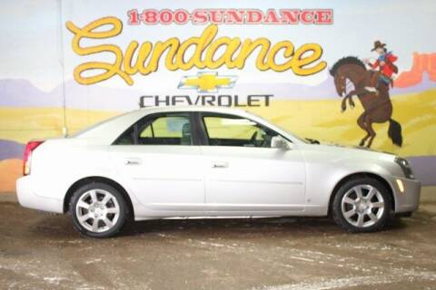 2006 Cadillac CTS for sale at Sundance Chevrolet in Grand Ledge MI