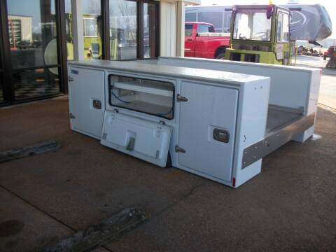 Altec Fiberglass Box for sale at Classics Truck and Equipment Sales in Cadiz KY