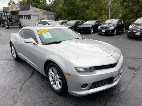 2014 Chevrolet Camaro for sale at LexTown Motors in Lexington KY