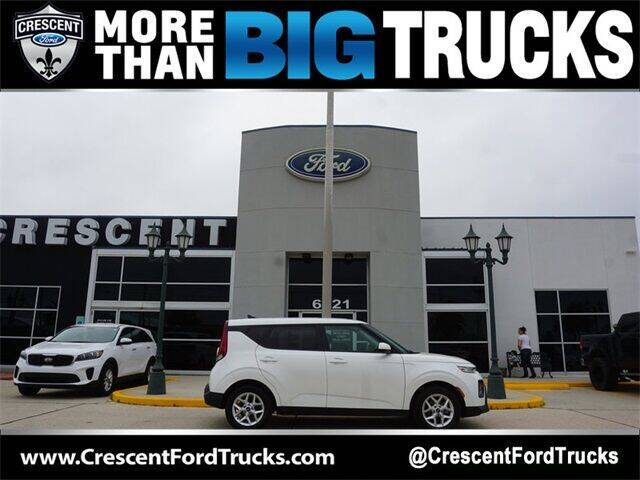 2020 Kia Soul for sale at Crescent Ford in Harahan LA