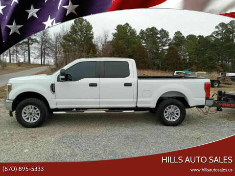 2019 Ford F-250 Super Duty for sale at Hills Auto Sales in Salem AR