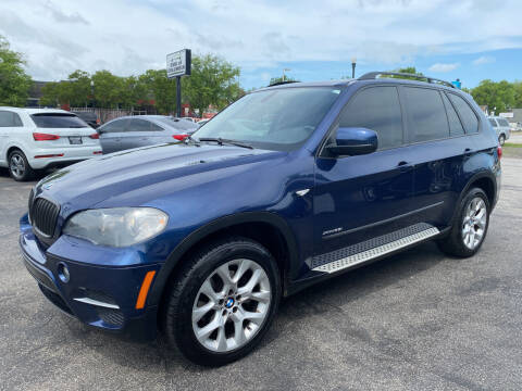 2011 BMW X5 for sale at BWK of Columbia in Columbia SC