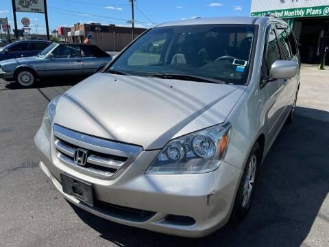 2007 Honda Odyssey for sale at MFT Auction in Lodi NJ