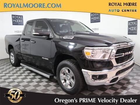 2019 RAM Ram Pickup 1500 for sale at Royal Moore Custom Finance in Hillsboro OR