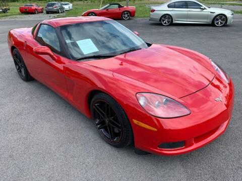 2006 Chevrolet Corvette for sale at Hillside Motors in Jamestown KY