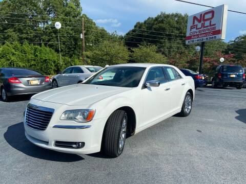 2011 Chrysler 300 for sale at No Full Coverage Auto Sales in Austell GA