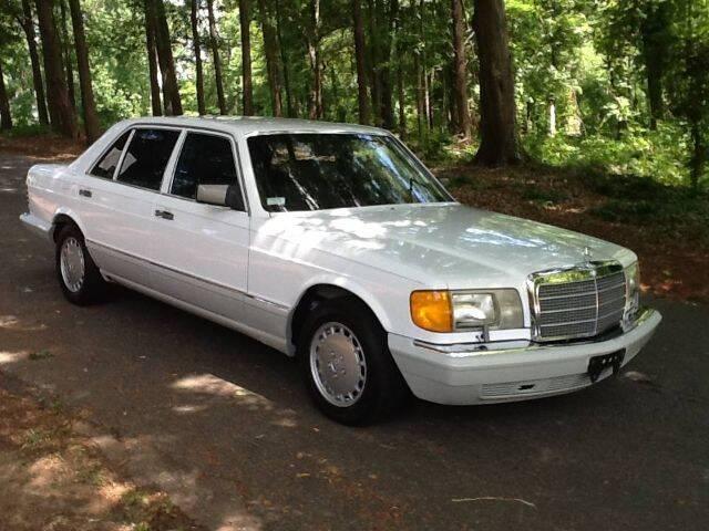 1991 Mercedes-Benz 420-Class for sale at Roadtrip Carolinas in Seneca SC