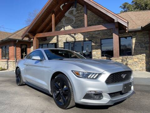 2015 Ford Mustang for sale at Auto Solutions in Maryville TN