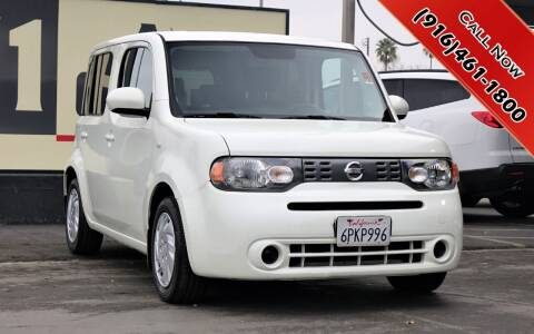 2011 Nissan cube for sale at H1 Auto Group in Sacramento CA