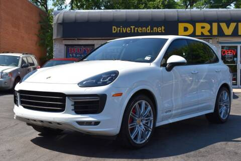 2016 Porsche Cayenne for sale at DRIVE TREND in Cleveland OH