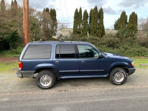 2000 Ford Explorer for sale at Signature Auto Sales in Bremerton WA