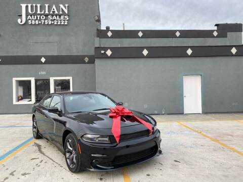 2019 Dodge Charger for sale at Julian Auto Sales, Inc. in Warren MI