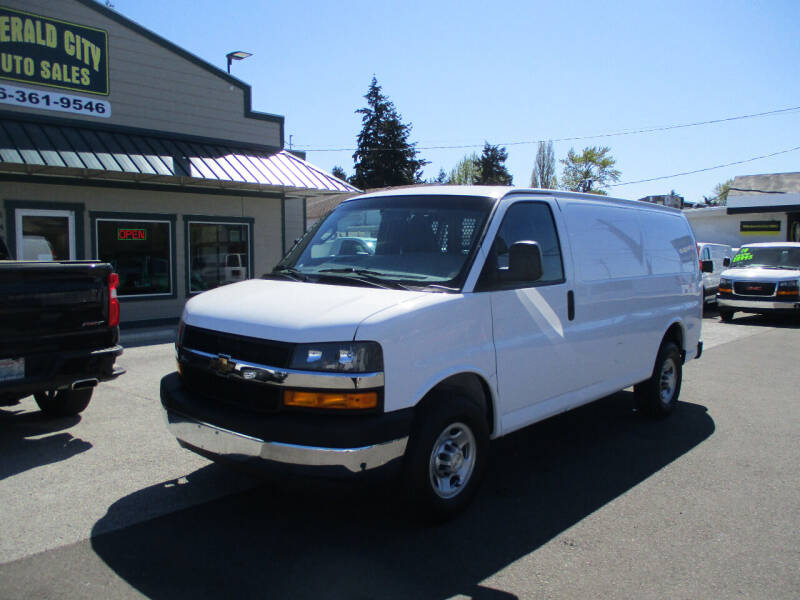 2019 Chevrolet Express Cargo for sale at Emerald City Auto Inc in Seattle WA