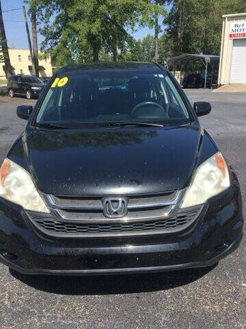 2010 Honda CR-V for sale at Bel Air Motors in Mobile AL