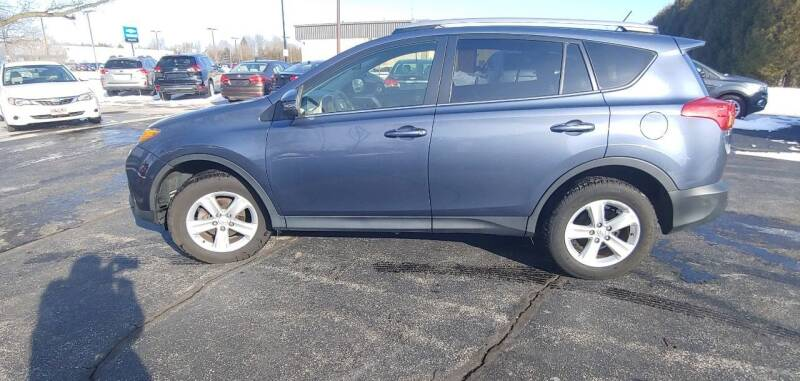 2013 Toyota RAV4 for sale at PEKARSKE AUTOMOTIVE INC in Two Rivers WI