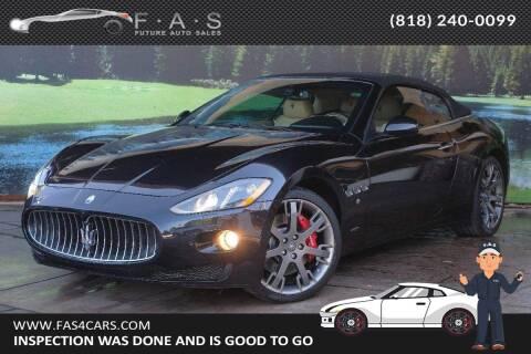 2014 Maserati GranTurismo for sale at Best Car Buy in Glendale CA