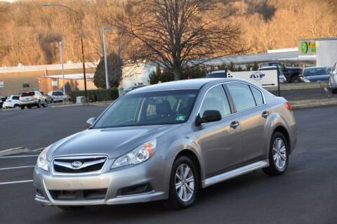 2011 Subaru Legacy for sale at T CAR CARE INC in Philadelphia PA