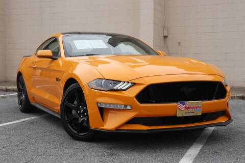 2019 Ford Mustang for sale at El Compadre Trucks in Doraville GA