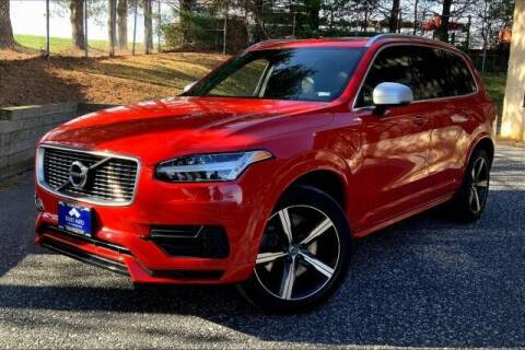 2017 Volvo XC90 for sale at TRUST AUTO in Sykesville MD