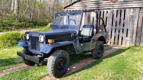 1982 Willys Jeep for sale at Haggle Me Classics in Hobart IN
