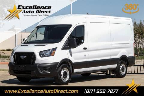 2021 Ford Transit Cargo for sale at Excellence Auto Direct in Euless TX