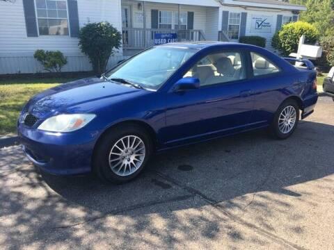 2005 Honda Civic for sale at Paramount Motors in Taylor MI