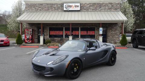 2005 Lotus Elise for sale at Driven Pre-Owned in Lenoir NC