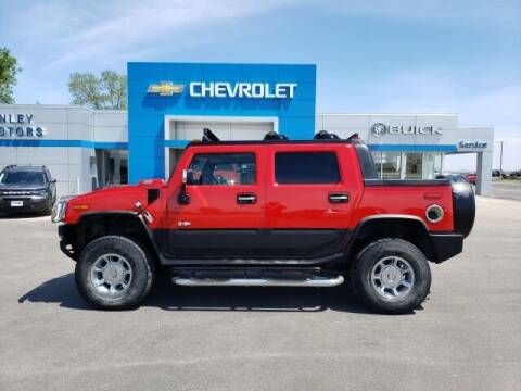 2005 HUMMER H2 SUT for sale at Finley Motors in Finley ND