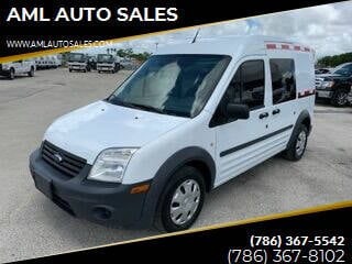 2013 Ford Transit Connect for sale at AML AUTO SALES - Cargo Vans in Opa-Locka FL