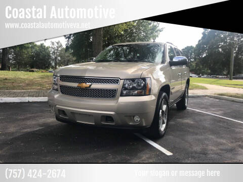 2007 Chevrolet Tahoe for sale at Coastal Automotive in Virginia Beach VA