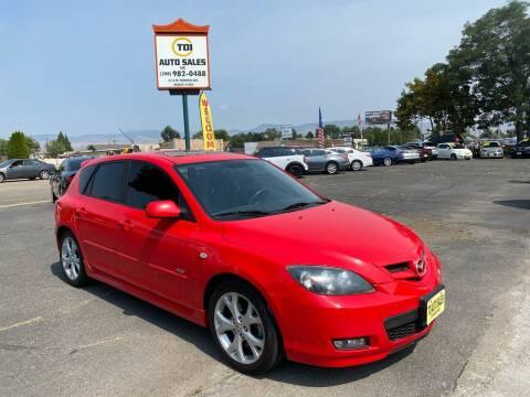2007 Mazda MAZDA3 for sale at TDI AUTO SALES in Boise ID