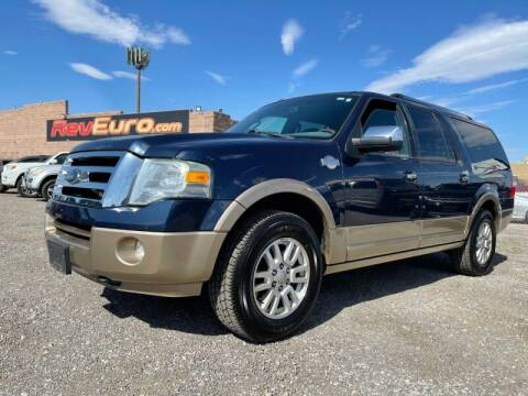 2013 Ford Expedition EL for sale at REVEURO in Las Vegas NV