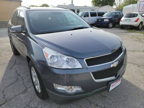 2010 Chevrolet Traverse for sale at ROYAL AUTO SALES INC in Omaha NE