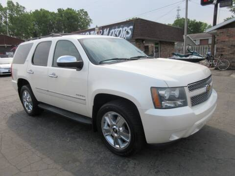 2010 Chevrolet Tahoe for sale at Fox River Motors, Inc in Green Bay WI
