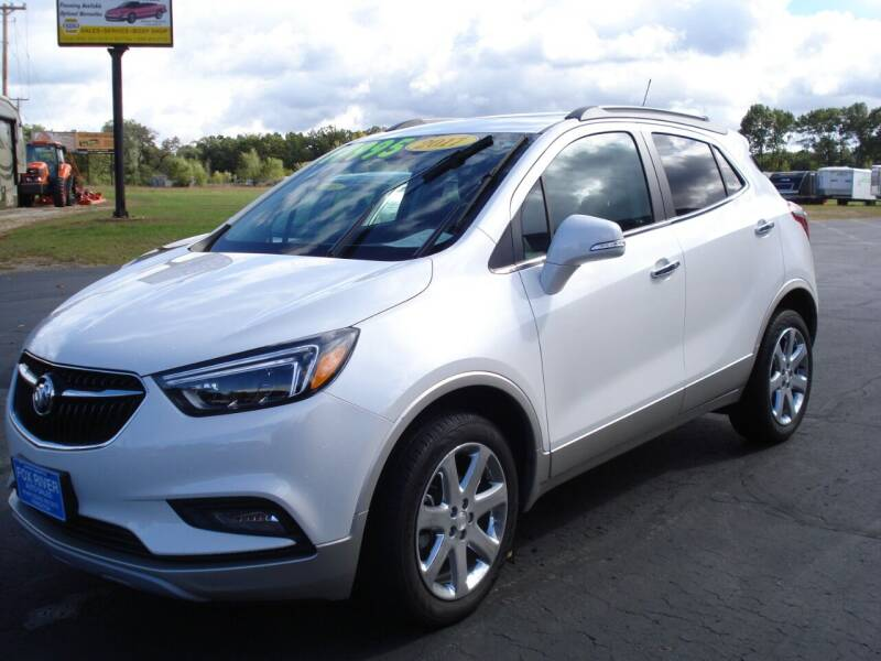 2017 Buick Encore for sale at Fox River Auto Sales in Princeton WI