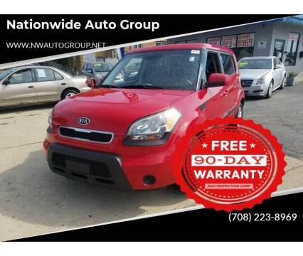 2011 Kia Soul for sale at Nationwide Auto Group in Melrose Park IL