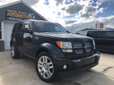 2011 Dodge Nitro for sale at Dalton George Automotive in Marietta OH