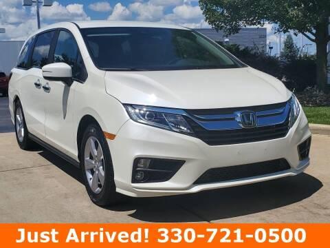 2018 Honda Odyssey for sale at Ken Ganley Nissan in Medina OH