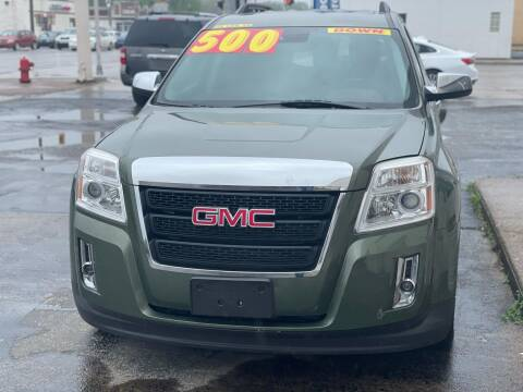 2015 GMC Terrain for sale at National Auto Sales Inc. - Hazel Park Lot in Hazel Park MI