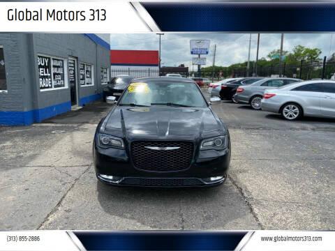 2012 Chrysler 300 for sale at Global Motors 313 in Detroit MI