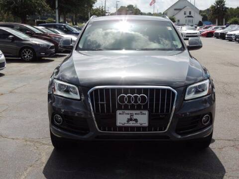 2017 Audi Q5 for sale at Auto Finance of Raleigh in Raleigh NC