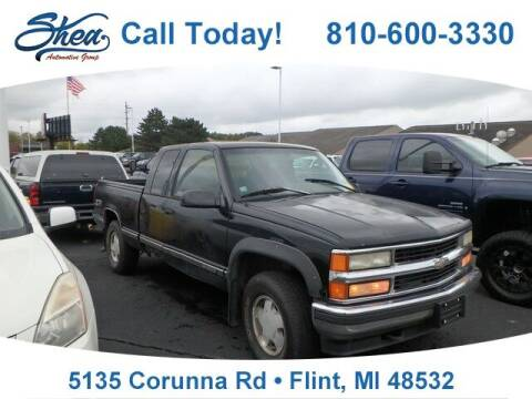 1996 Chevrolet C/K 1500 Series for sale at Erick's Used Car Factory in Flint MI