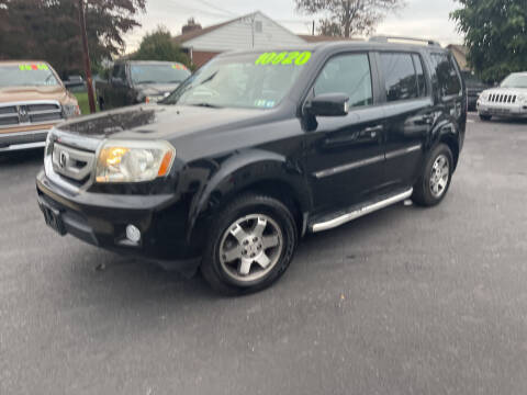 2009 Honda Pilot for sale at Roy's Auto Sales in Harrisburg PA